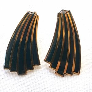 ⭐️ 3 for $15 ⭐️ Art Deco Statement Earrings